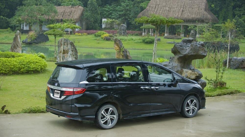 Honda Odyssey – Chuẩn mực mới cho xe gia đình tại Việt Nam - Hình 22