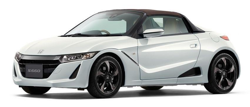Honda S660 Trad Leather Edition ra mắt thị trường Nhật Bản - Hình 2