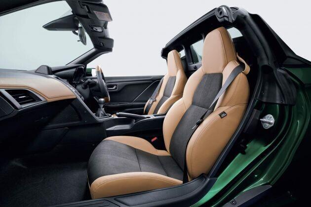 Honda S660 Trad Leather Edition ra mắt thị trường Nhật Bản - Hình 3