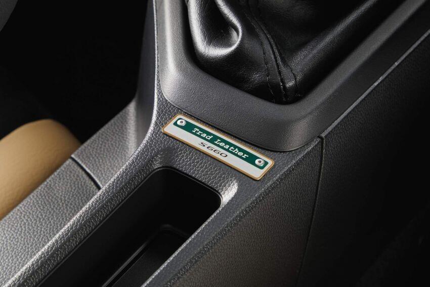 Honda S660 Trad Leather Edition ra mắt thị trường Nhật Bản - Hình 4