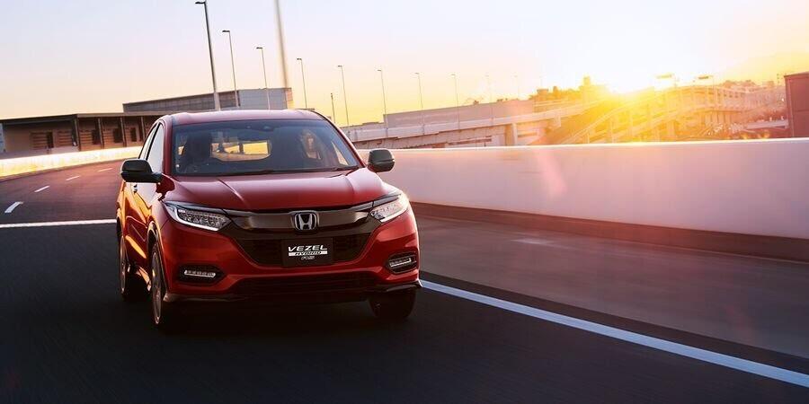 Honda Vezel 2018 (HR-V) chính thức ra mắt - Hình 1