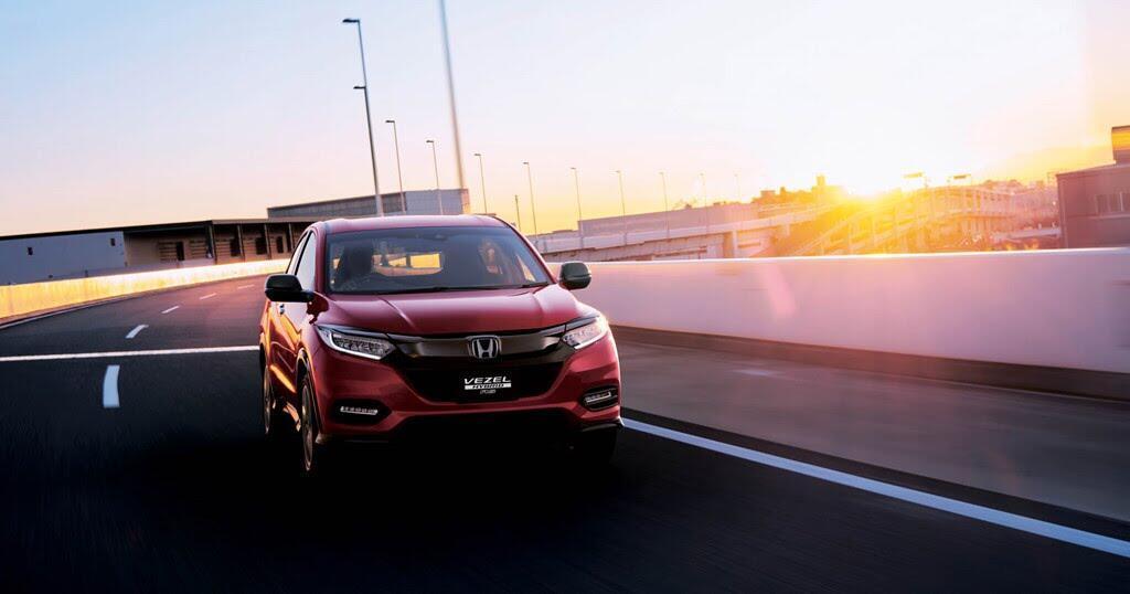 Honda Vezel 2018 ra mắt với nhiều tính năng an toàn mới - Hình 1