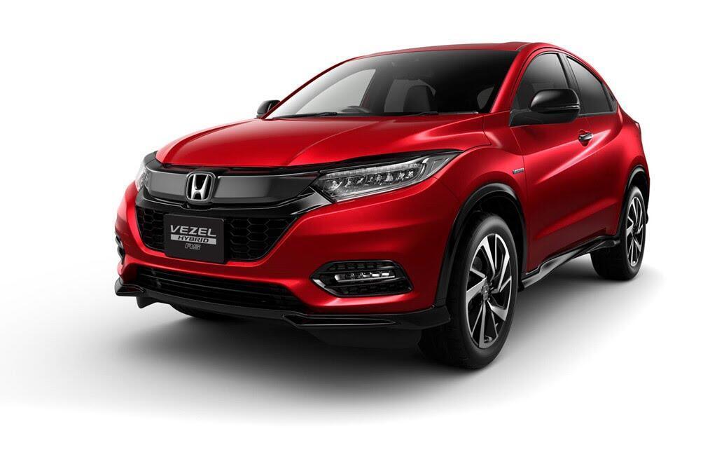 Honda Vezel 2018 ra mắt với nhiều tính năng an toàn mới - Hình 2