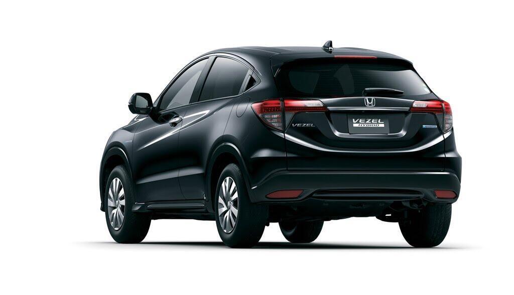 Honda Vezel 2018 ra mắt với nhiều tính năng an toàn mới - Hình 3
