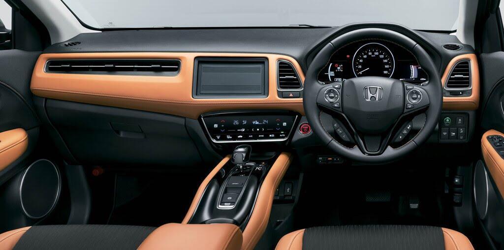 Honda Vezel 2018 ra mắt với nhiều tính năng an toàn mới - Hình 4