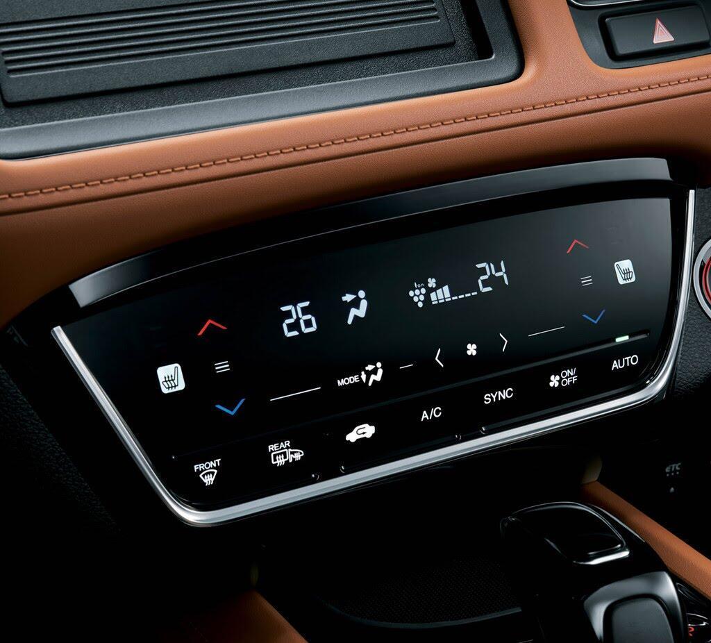 Honda Vezel 2018 ra mắt với nhiều tính năng an toàn mới - Hình 7