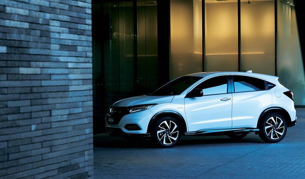 Honda Vezel 2018 ra mắt với nhiều tính năng an toàn mới - Hình 8