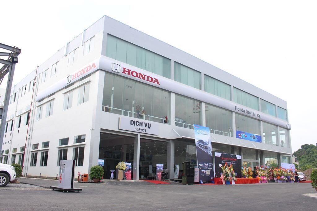 Honda Việt Nam chính thức khai trương Đại lý đạt tiêu chuẩn 5S tại Lào Cai - Hình 2