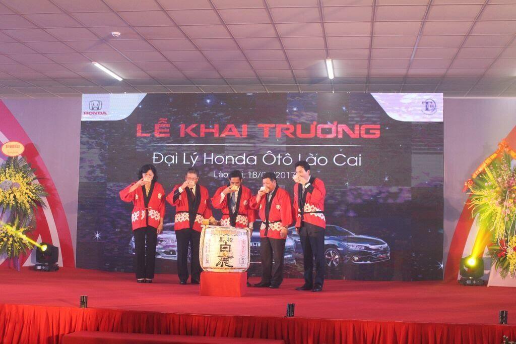 Honda Việt Nam chính thức khai trương Đại lý đạt tiêu chuẩn 5S tại Lào Cai - Hình 4