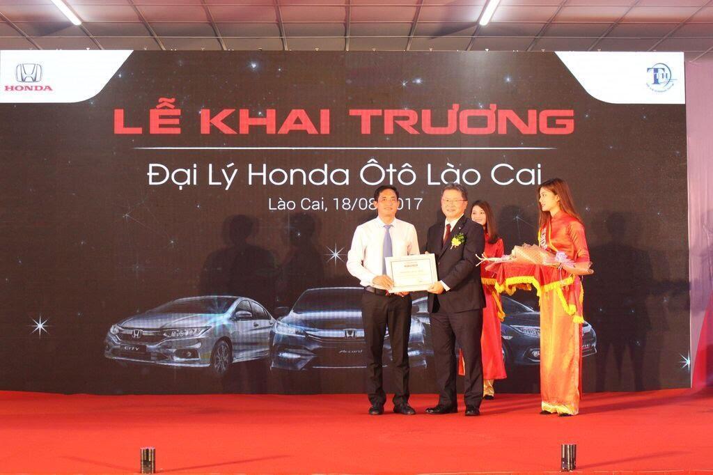 Honda Việt Nam chính thức khai trương Đại lý đạt tiêu chuẩn 5S tại Lào Cai - Hình 5