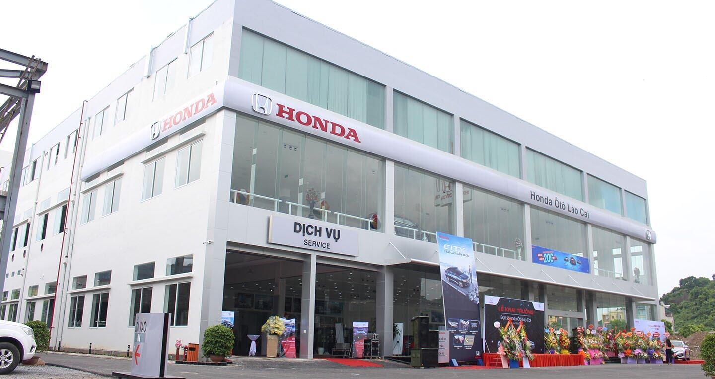 Honda Việt Nam khai trương Đại lý đạt tiêu chuẩn 5S thứ 20 - Hình 1