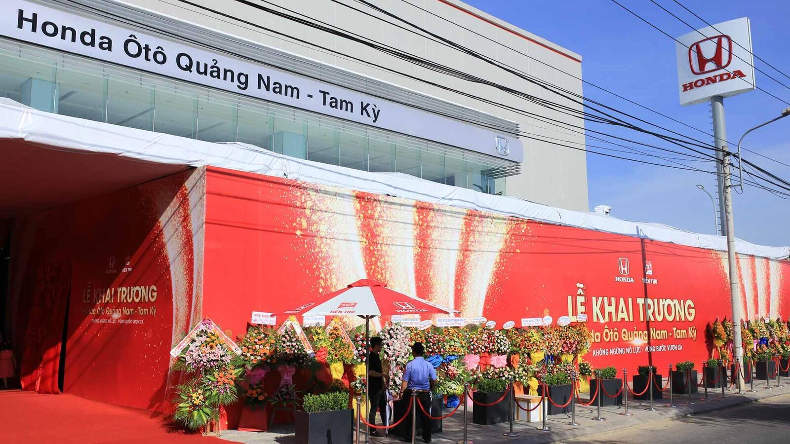 Honda Việt Nam khai trương đại lý tại Quảng Nam – Tam Kỳ, mở rộng thị trường khu vực miền Trung - Hình 1