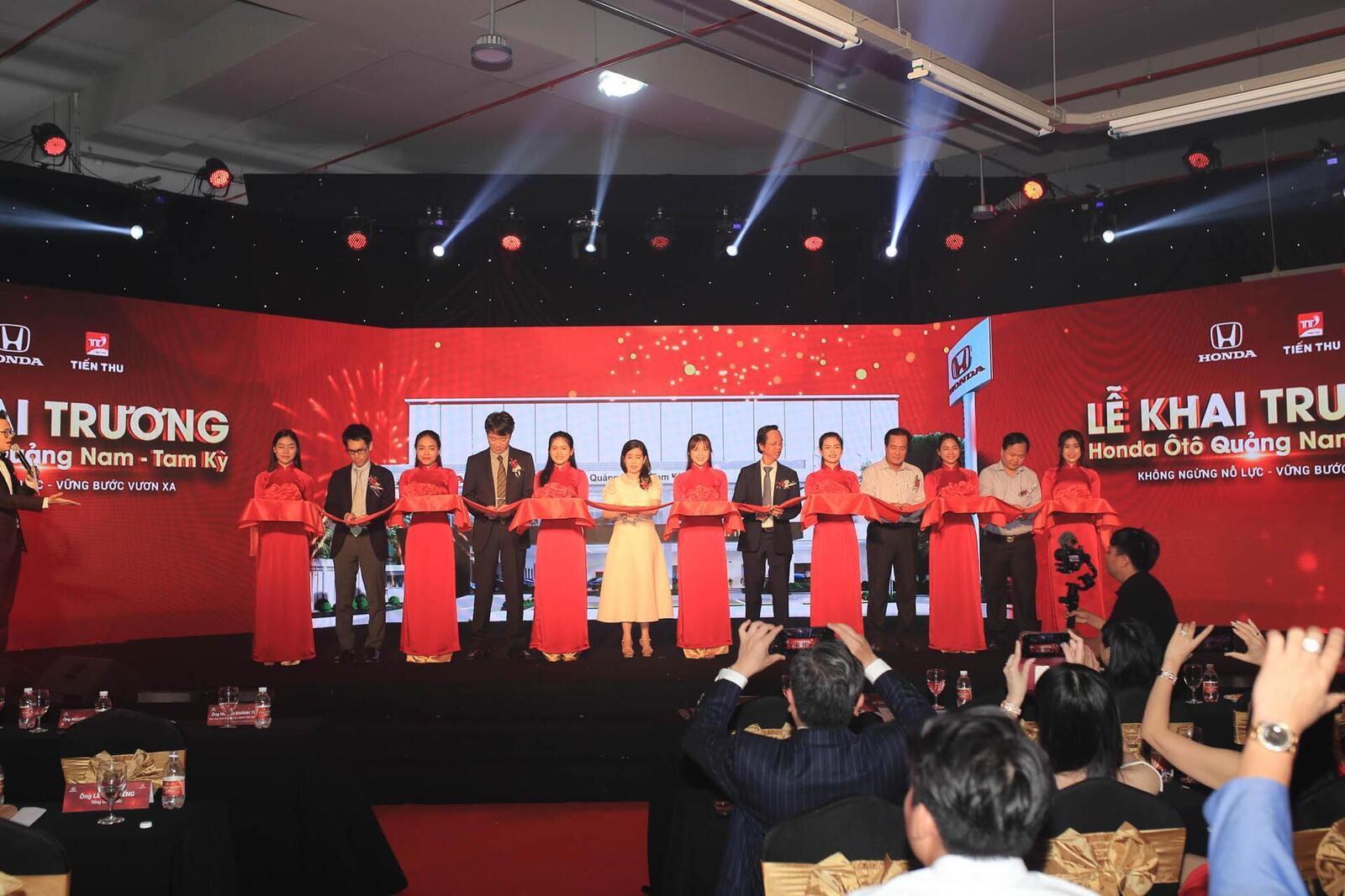 Honda Việt Nam khai trương đại lý tại Quảng Nam – Tam Kỳ, mở rộng thị trường khu vực miền Trung - Hình 3
