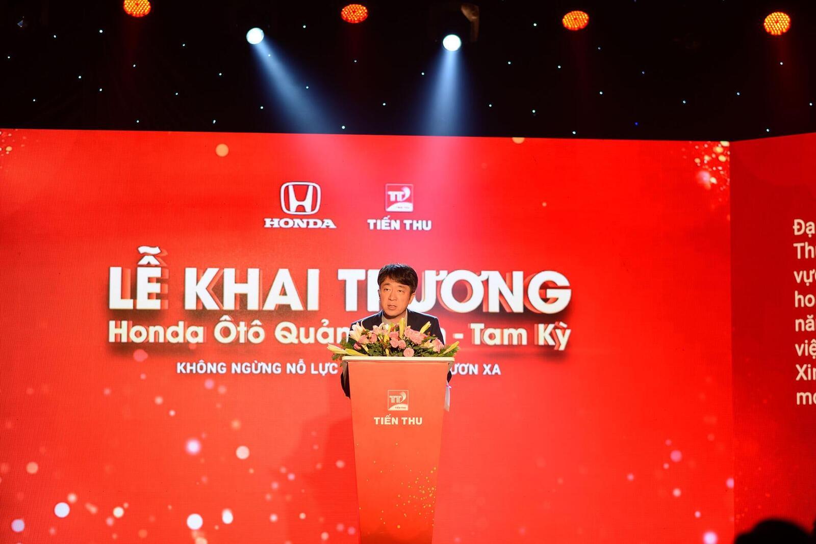 Honda Việt Nam khai trương đại lý tại Quảng Nam – Tam Kỳ, mở rộng thị trường khu vực miền Trung - Hình 4
