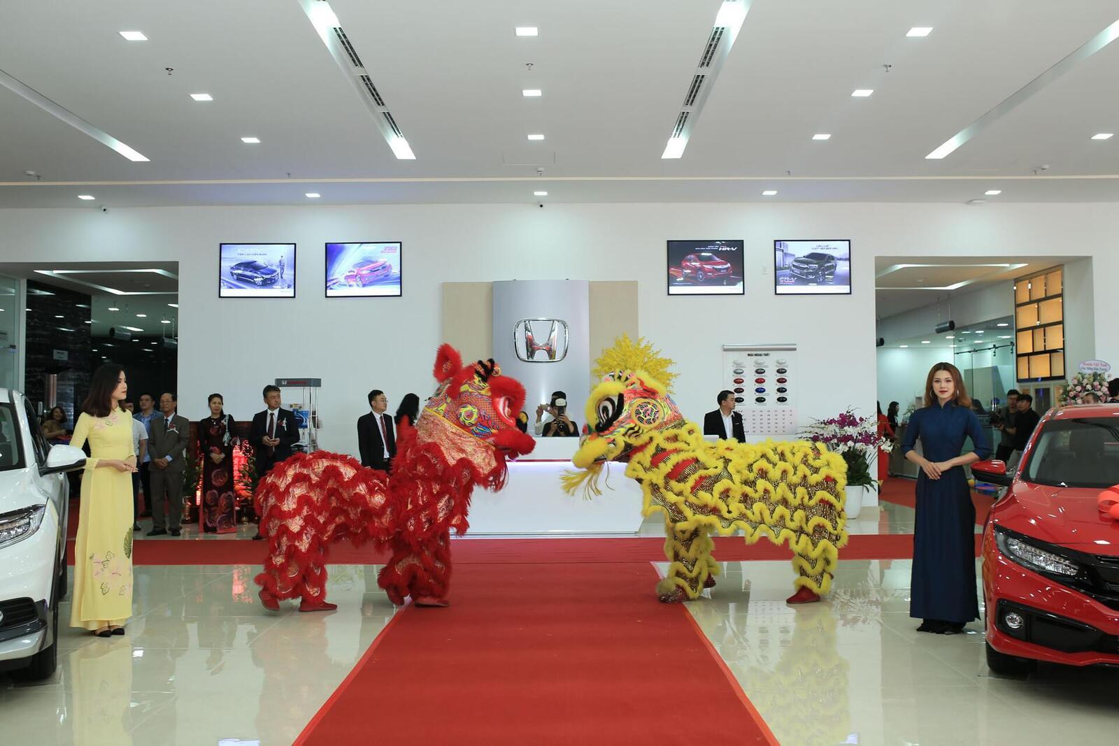 Honda Việt Nam khai trương đại lý tại Quảng Nam – Tam Kỳ, mở rộng thị trường khu vực miền Trung - Hình 6
