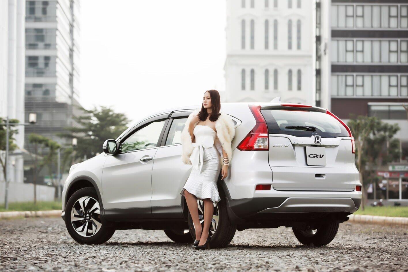 """Honda Việt Nam triển khai chương trình khuyến mại đặc biệt """"Mua CR-V, tặng ngay SH"""" - Hình 1"""
