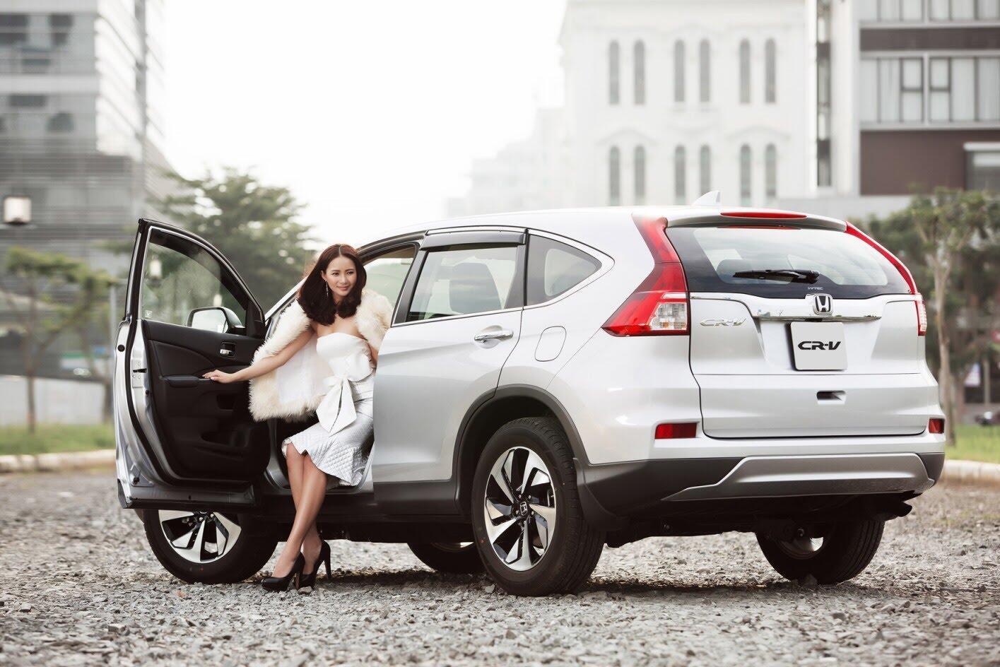 """Honda Việt Nam triển khai chương trình khuyến mại đặc biệt """"Mua CR-V, tặng ngay SH"""" - Hình 6"""