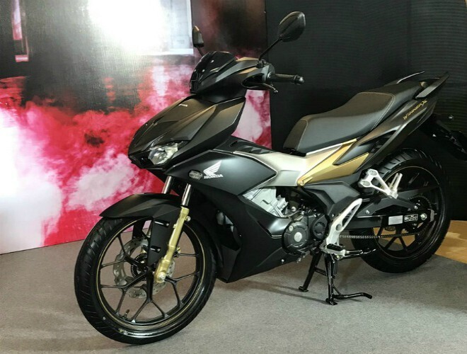 Honda Winner X thoát xác cũng không với tới ngôi vương Yamaha Exciter - Hình 1