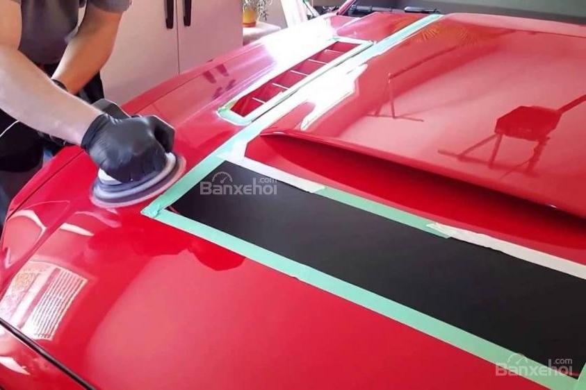 Các cách chăm sóc và bảo vệ sơn xe ô tô /