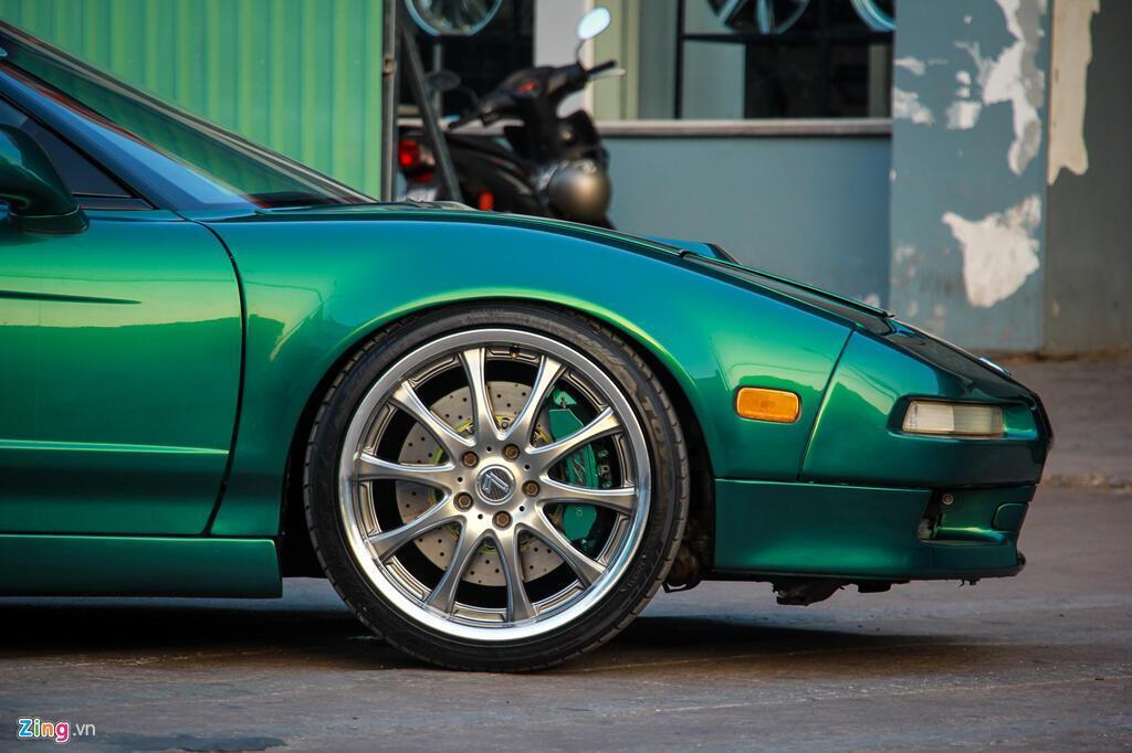 Huyền thoại Acura NSX đời 1991