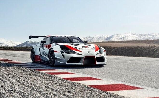 Huyền thoại Toyota Supra sắp trở lại - Hình 1