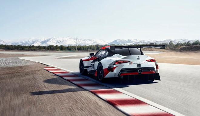 Huyền thoại Toyota Supra sắp trở lại - Hình 4