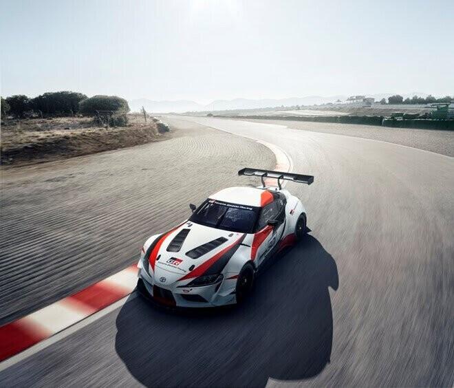 Huyền thoại Toyota Supra sắp trở lại - Hình 5