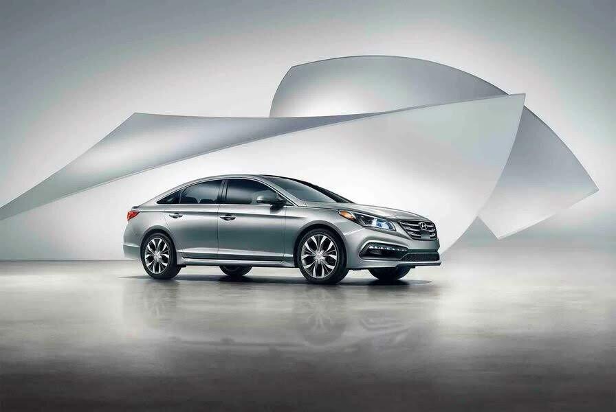 """Hyundai bổ sung phiên bản """"+"""" cho Sonata 2018, giá từ 539 triệu VNĐ - Hình 3"""