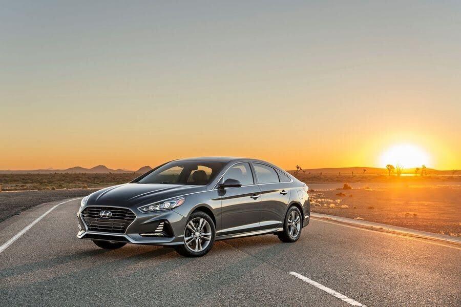 """Hyundai bổ sung phiên bản """"+"""" cho Sonata 2018, giá từ 539 triệu VNĐ - Hình 5"""