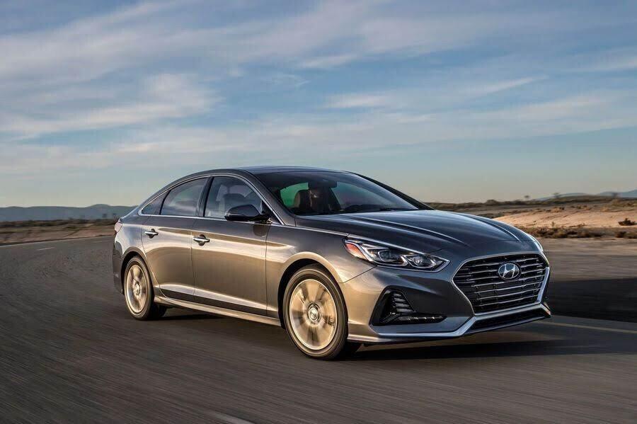 """Hyundai bổ sung phiên bản """"+"""" cho Sonata 2018, giá từ 539 triệu VNĐ - Hình 8"""