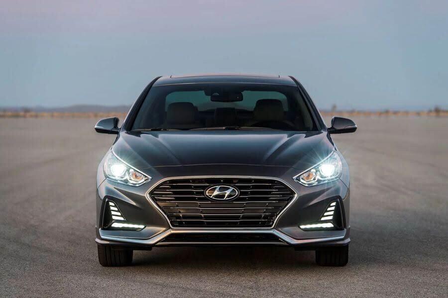"""Hyundai bổ sung phiên bản """"+"""" cho Sonata 2018, giá từ 539 triệu VNĐ - Hình 9"""