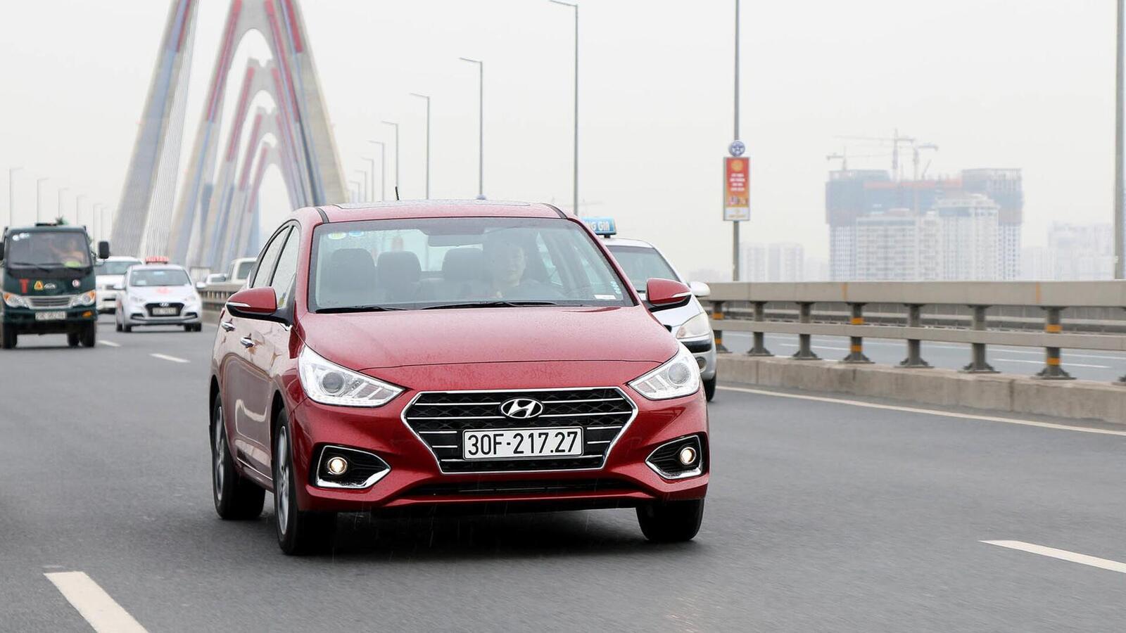 Hyundai công bố doanh số tháng 12/2018: Accent vẫn tiếp tục bán chạy hơn Grand i10 - Hình 2