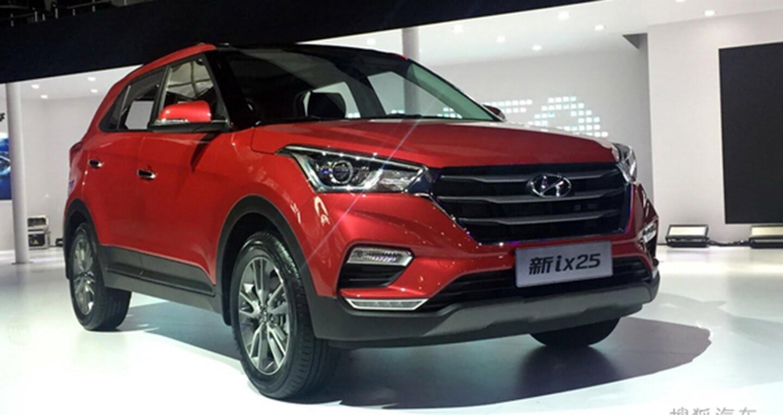 Hyundai Creta 2017 phiên bản nâng cấp chính thức trình làng - Hình 1