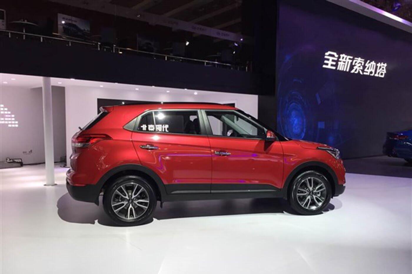 Hyundai Creta 2017 phiên bản nâng cấp chính thức trình làng - Hình 3