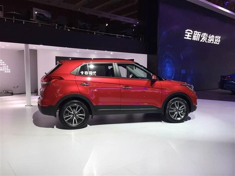 Hyundai Creta facelift (ix25 2017) chính thức ra mắt khách hàng Trung Quốc - Hình 1