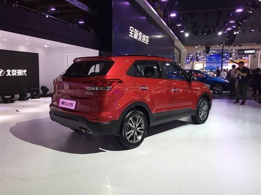 Hyundai Creta facelift (ix25 2017) chính thức ra mắt khách hàng Trung Quốc - Hình 2