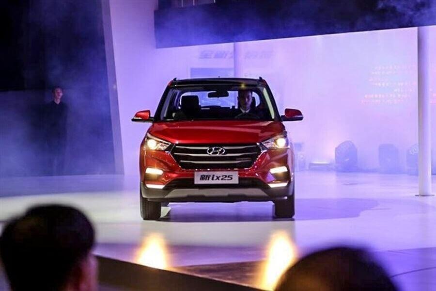 Hyundai Creta facelift (ix25 2017) chính thức ra mắt khách hàng Trung Quốc - Hình 3