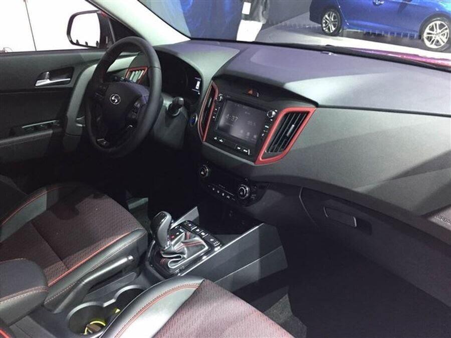 Hyundai Creta facelift (ix25 2017) chính thức ra mắt khách hàng Trung Quốc - Hình 4