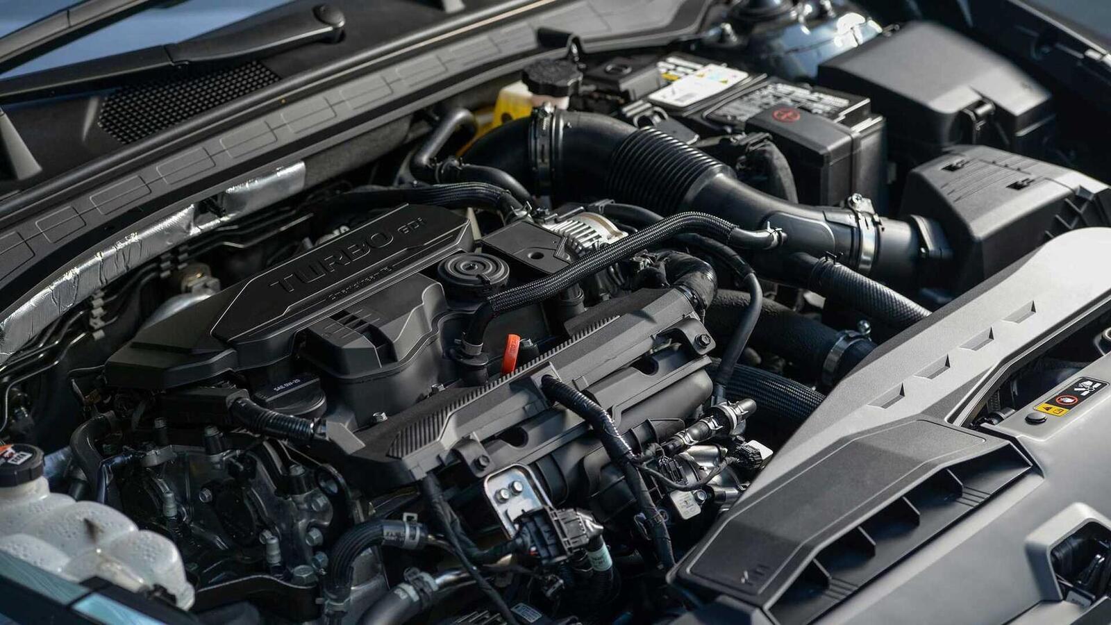 Hyundai đã ra mắt Sonata thế hệ thứ 8 tại Mỹ: Động cơ 1.6L tăng áp và 2.5L - Hình 4