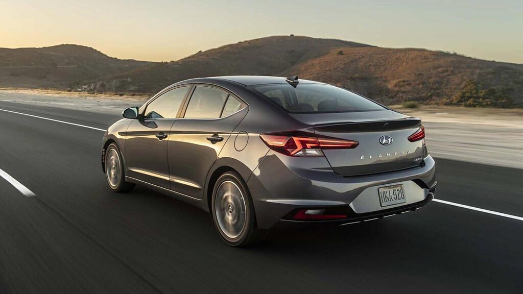 Hyundai Elantra 2019 có 6 biến thể, chốt giá từ 17.000 USD tại Mỹ - Hình 3