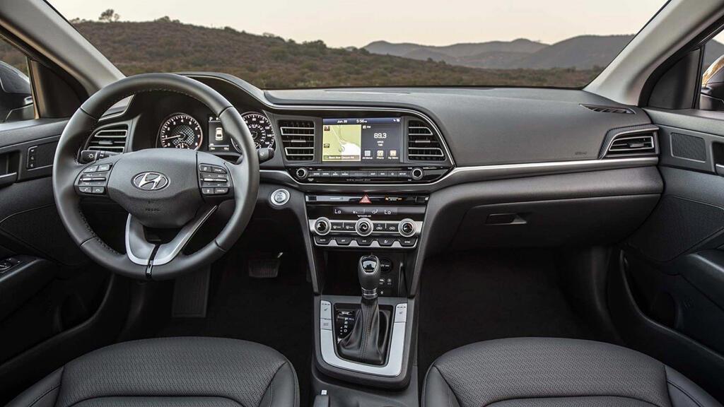 Hyundai Elantra 2019 có 6 biến thể, chốt giá từ 17.000 USD tại Mỹ - Hình 4