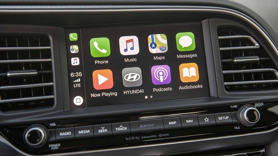 Hyundai Elantra 2019 trình làng với diện mạo sắc nét, cá tính và an toàn hơn - Hình 6