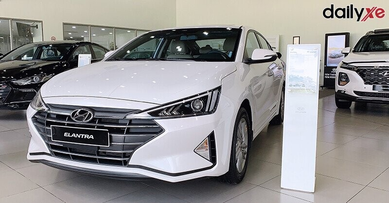 Tổng quan Hyundai Elantra 2019