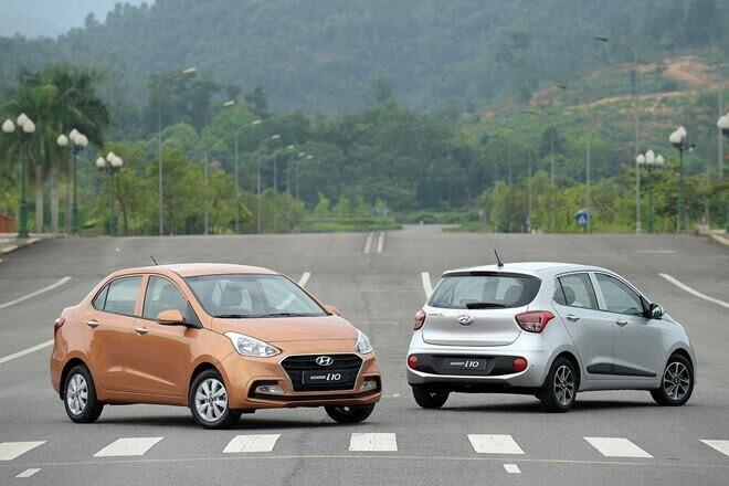 Hyundai giảm giá Grand i10 đến 40 triệu - Hình 1