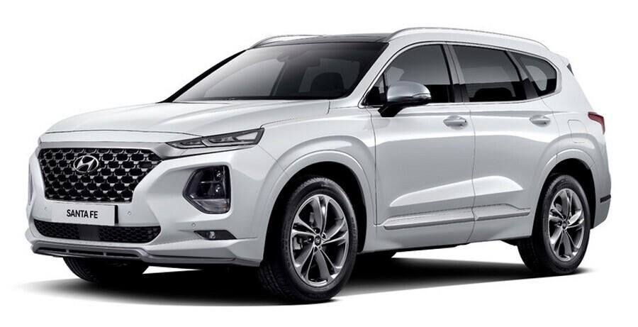 Hyundai giới thiệu phiên bản cao cấp Santa Fe Inspiration tại Hàn Quốc - Hình 1