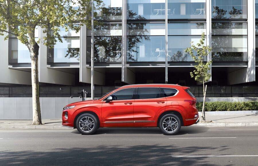 Hyundai giới thiệu phiên bản cao cấp Santa Fe Inspiration tại Hàn Quốc - Hình 3