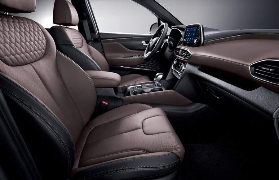Hyundai giới thiệu phiên bản cao cấp Santa Fe Inspiration tại Hàn Quốc - Hình 4