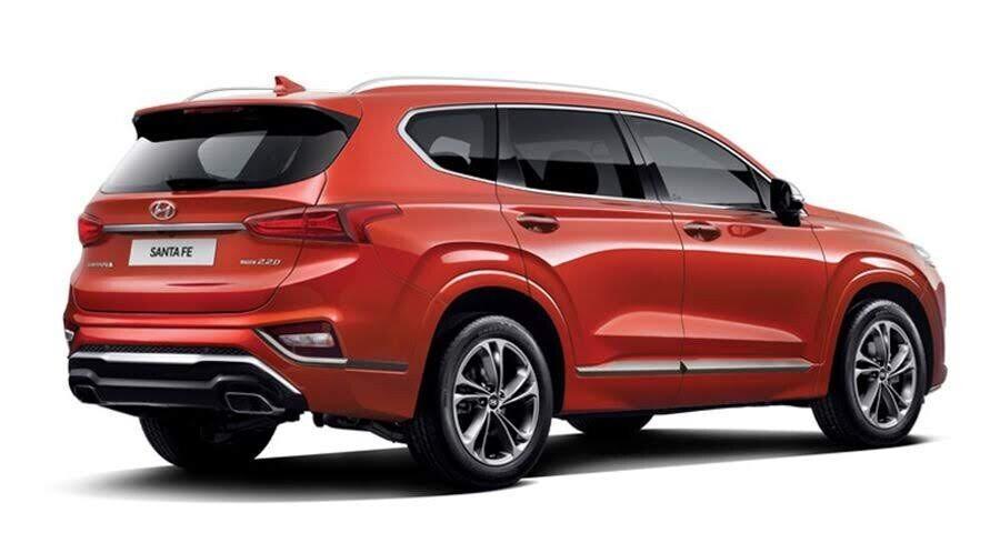 Hyundai giới thiệu phiên bản cao cấp Santa Fe Inspiration tại Hàn Quốc - Hình 5