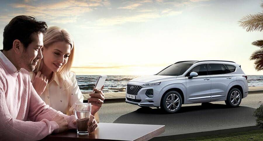 Hyundai giới thiệu phiên bản cao cấp Santa Fe Inspiration tại Hàn Quốc - Hình 6