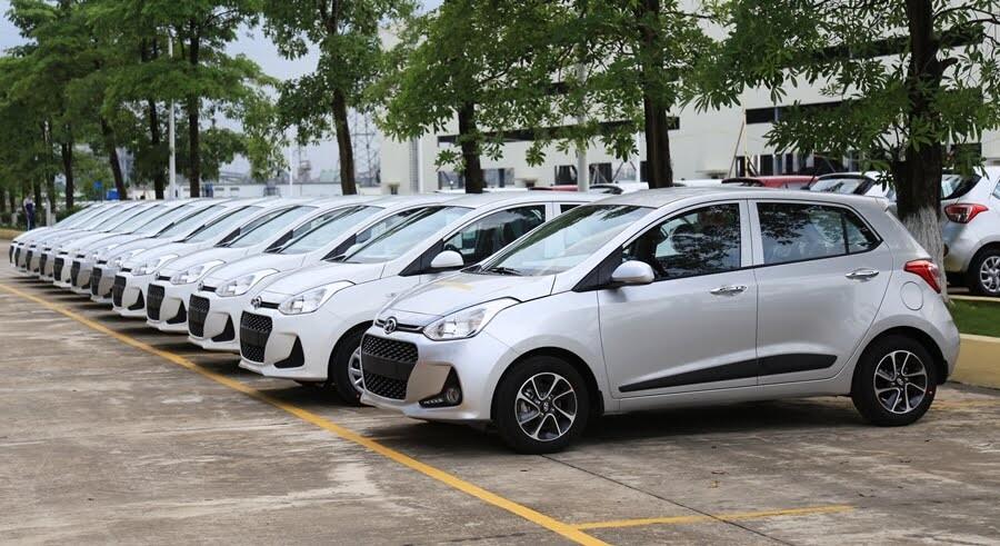 Hyundai Grand i10 là chiếc xe bán chạy nhất Việt Nam ? - Hình 1